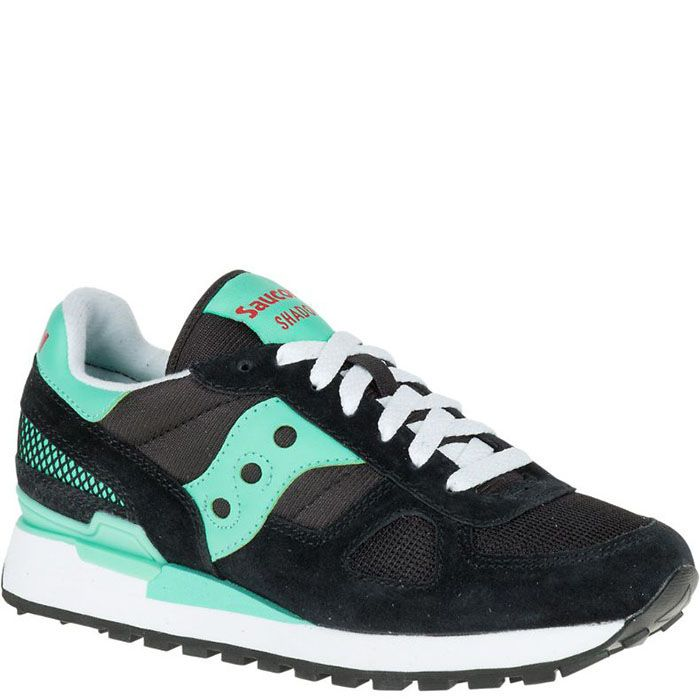 Кроссовки Saucony Shadow Original Black Aqua