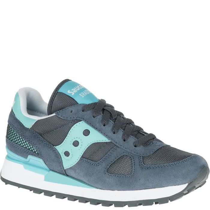 Кроссовки Saucony Shadow Original Slate серые