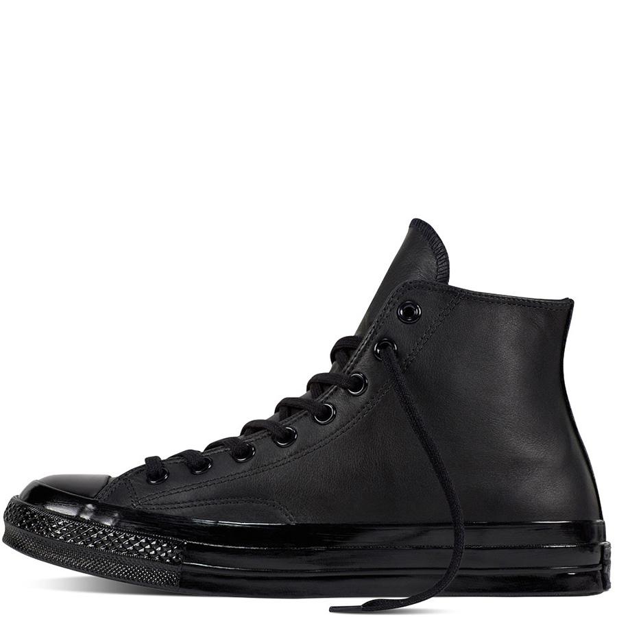 Кеды Converse Chuck Taylor All Star 70 черного цвета
