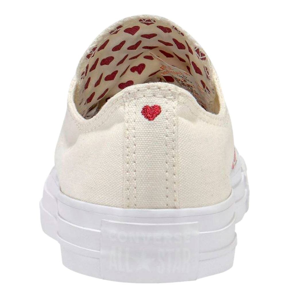 Кеды Converse Chuck Taylor All Ox Star Hearts