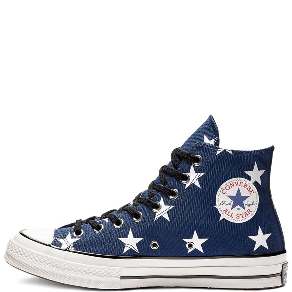 Высокие кеды со звездами Converse Chuck Taylor All Star 70 Hi