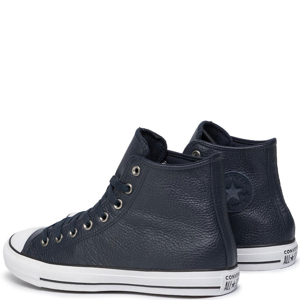 Женские кеды Converse Chuck Taylor All Star Mono Leather Hi