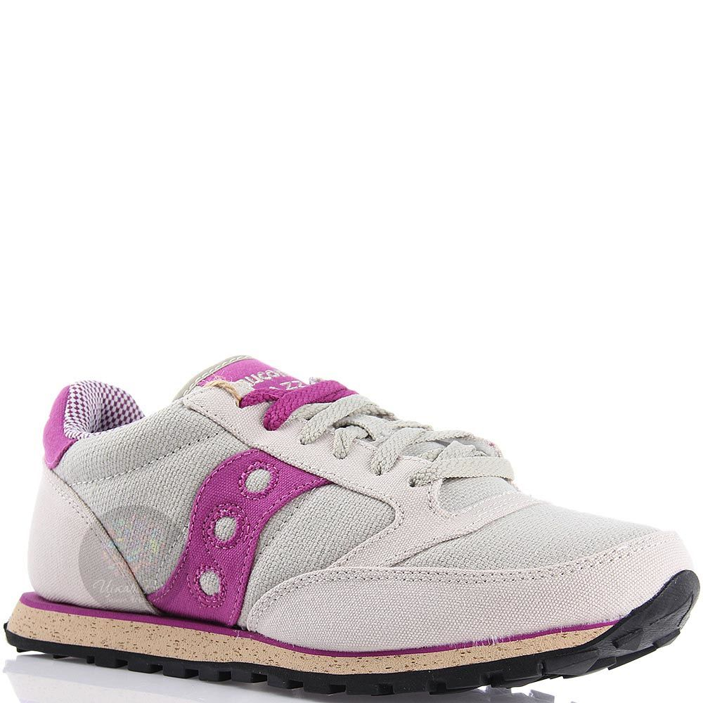 Женские кроссовки Saucony Jazz Low Pro Vegan Light S1887-61
