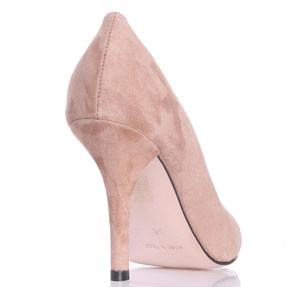 Туфли-лодочки Bianca Di бежевого цвета