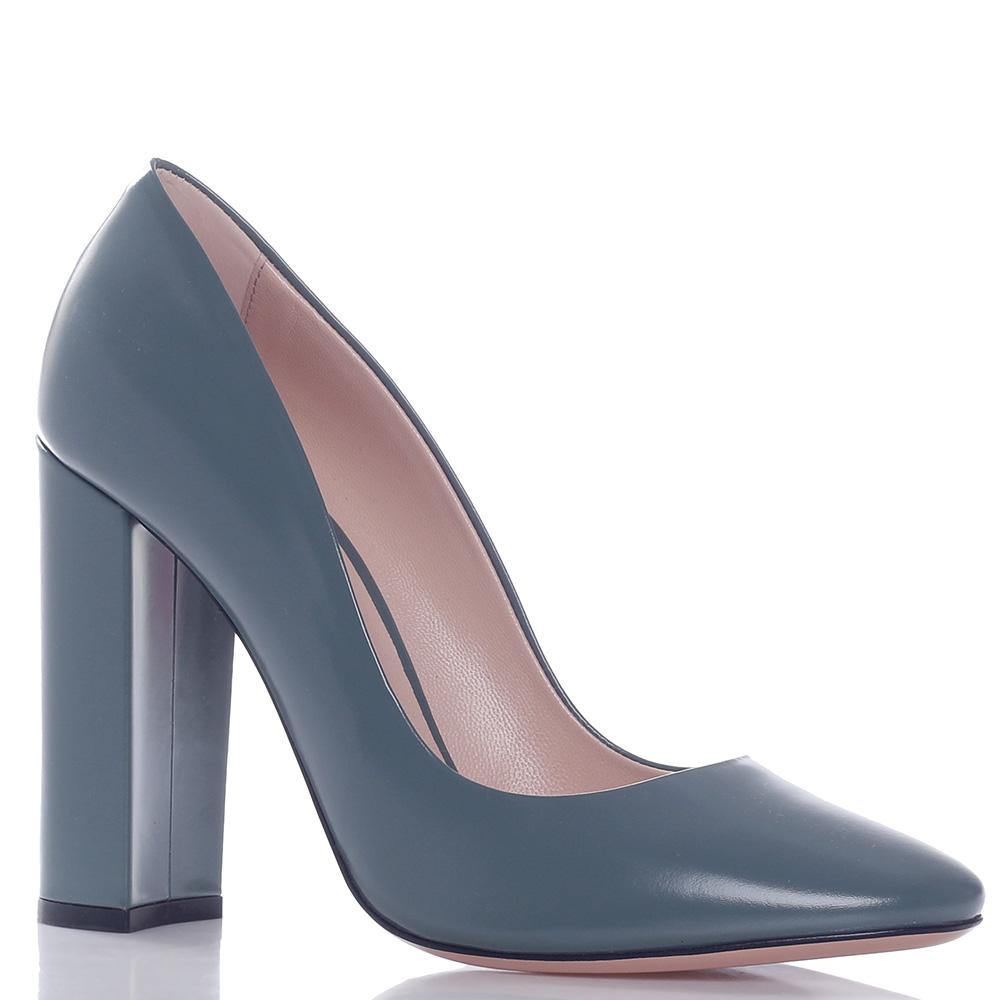 Туфли-лодочки Roberto Serpentini на высоком каблуке
