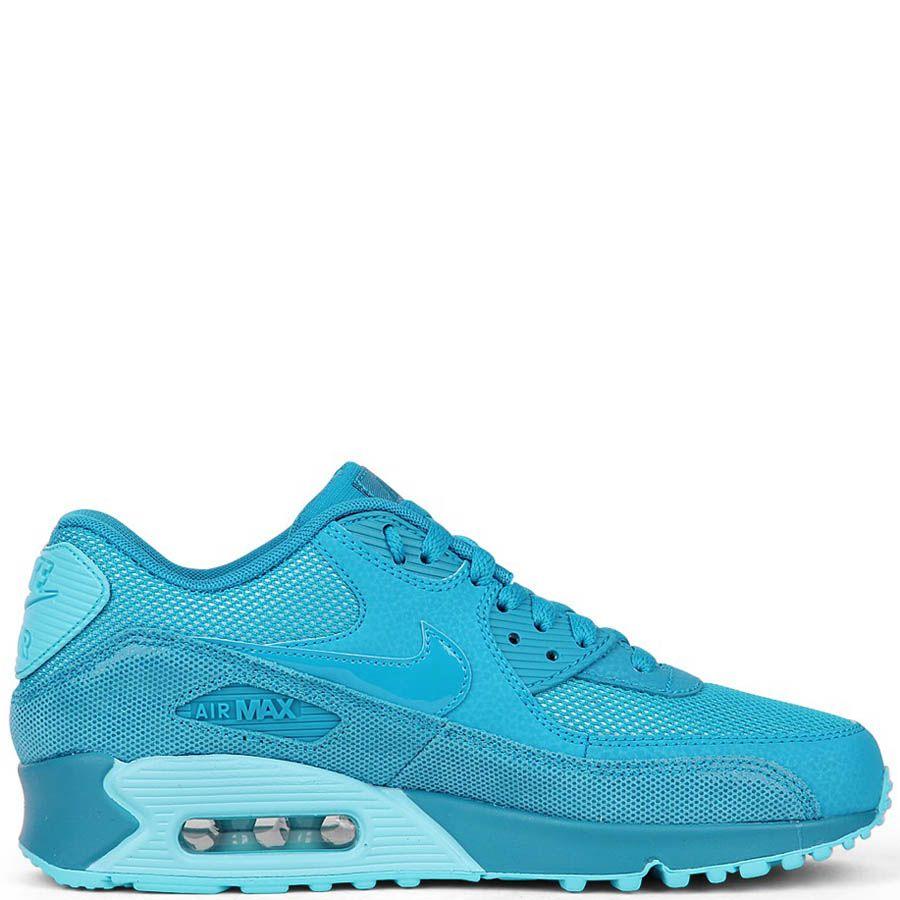 Кроссовки Nike Air Max 90 Rrem женские в синих оттенках