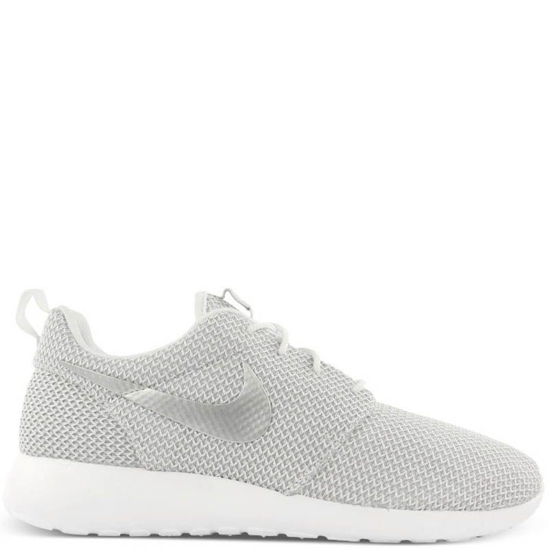Кроссовки Nike Rocherun женские серого цвета