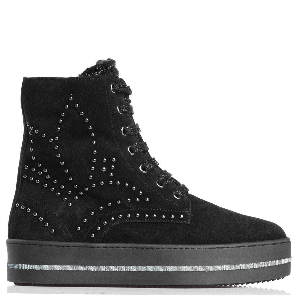 Женские ботинки Tine's с декором-заклепками