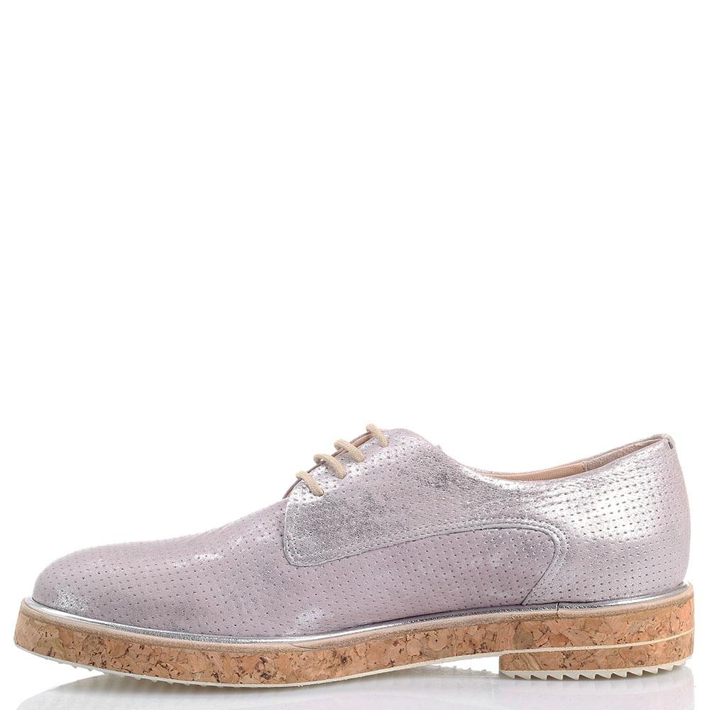 Женские туфли на шнуровке Redwood