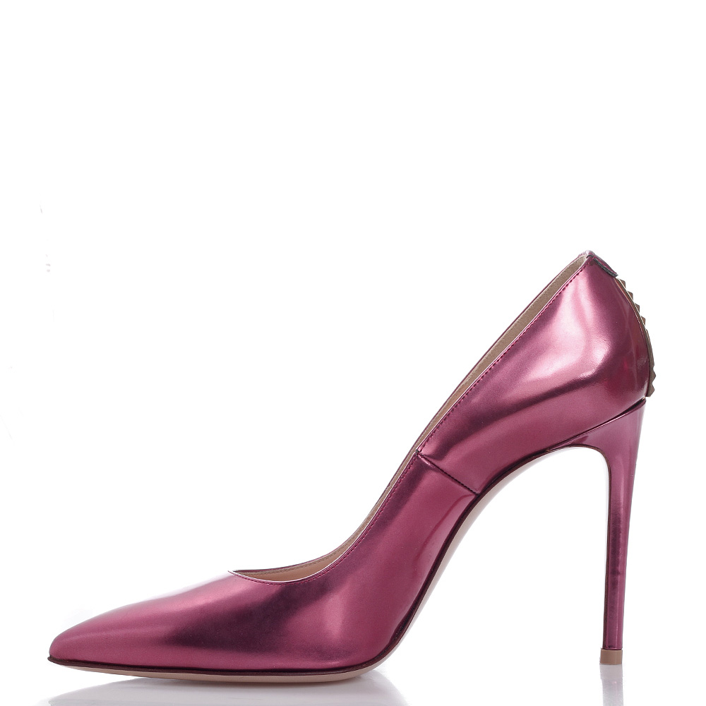 Лаковые туфли Dyva на высокой шпильке