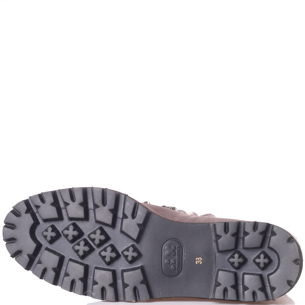 Ботинки Hestia Venezia с атласной шнуровкой