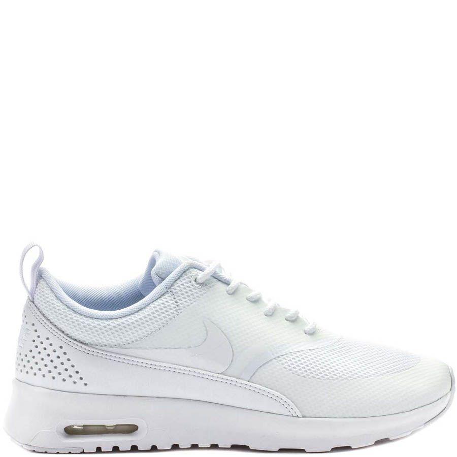 Кроссовки Nike Air Max Thea женские белого цвета