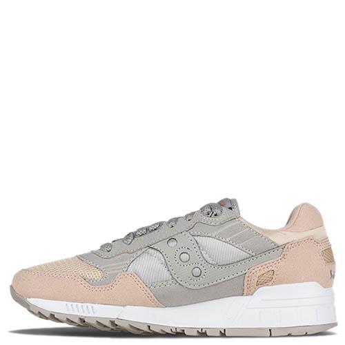 Кроссовки Saucony SHADOW 5000 2016'WA розовые с серым