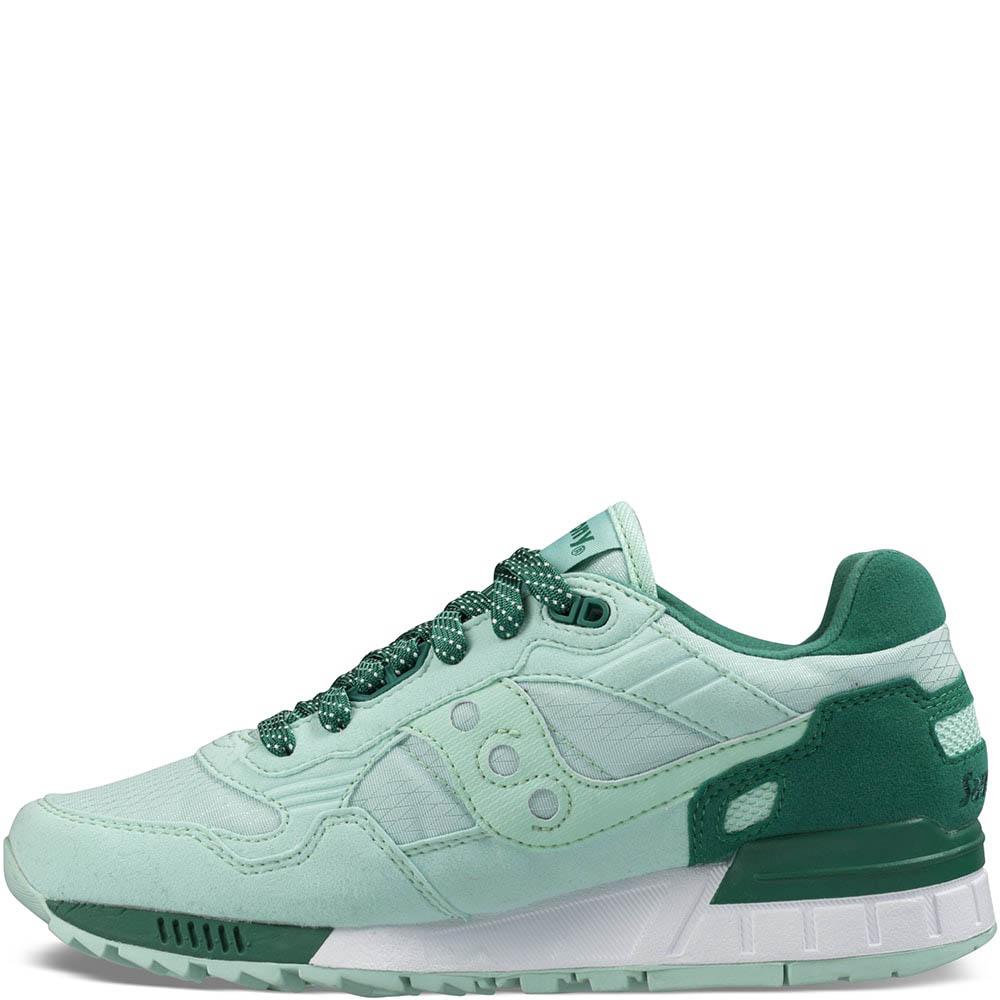 ☆ Женские кроссовки Saucony Shadow 5000 зеленого цвета 60033-104s ... 2f3e931263992