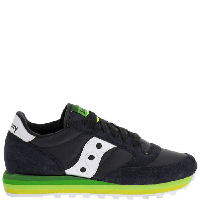 Кроссовки Saucony JAZZ O Black Green