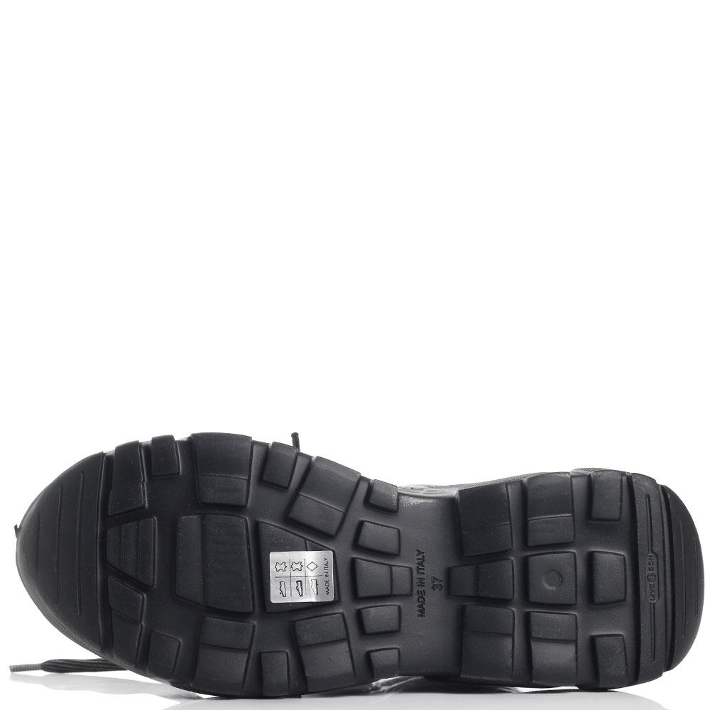 Зимние ботинки Fru.It на толстой подошве