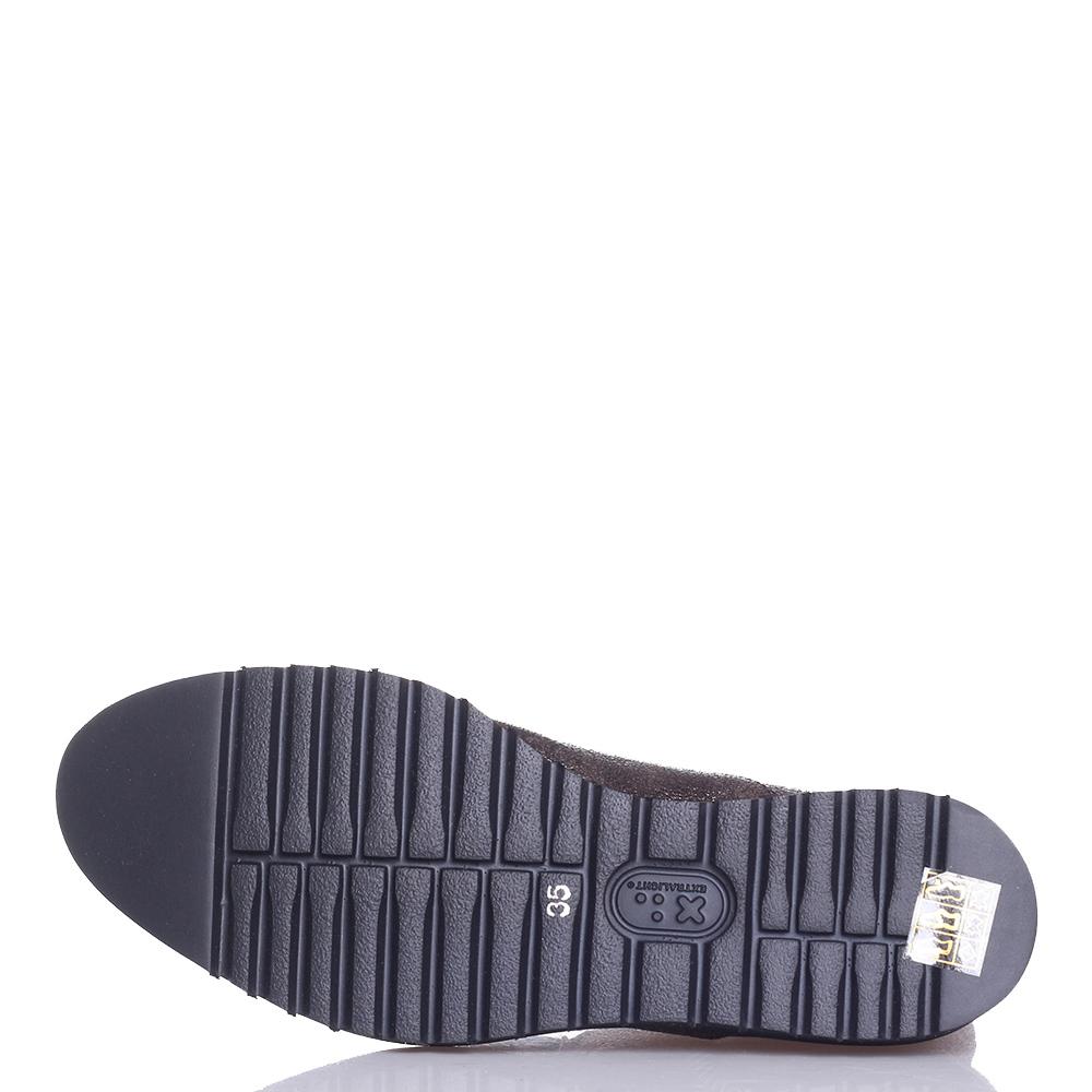 Ботинки Luca Grossi на толстой подошве