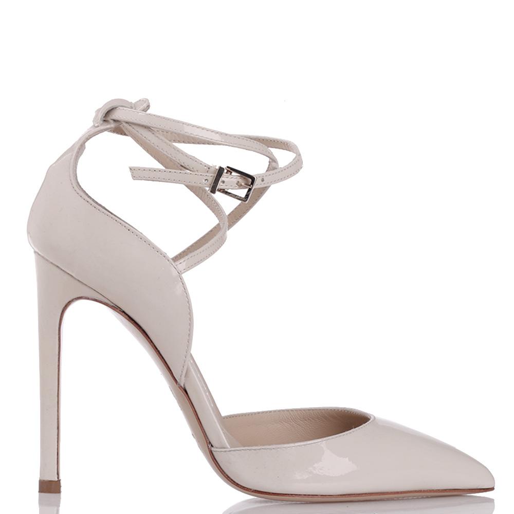 Лаковые туфли Giancarlo Paoli с острым носком