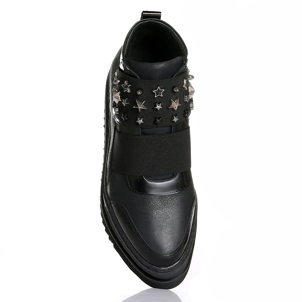 Ботинки Laura Bellariva с декором в виде звезд