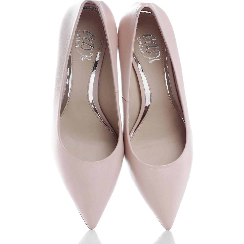 Туфли-лодочки Loriblu бежевого цвета