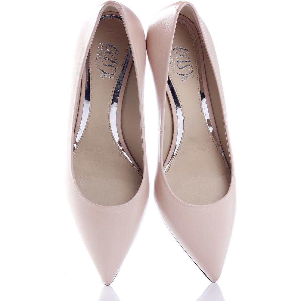 Туфли-лодочки Loriblu на среднем каблуке
