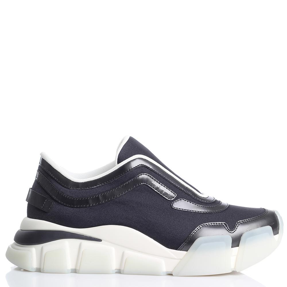 Спортивные кроссовки Salvatore Ferragamo без шнуровки