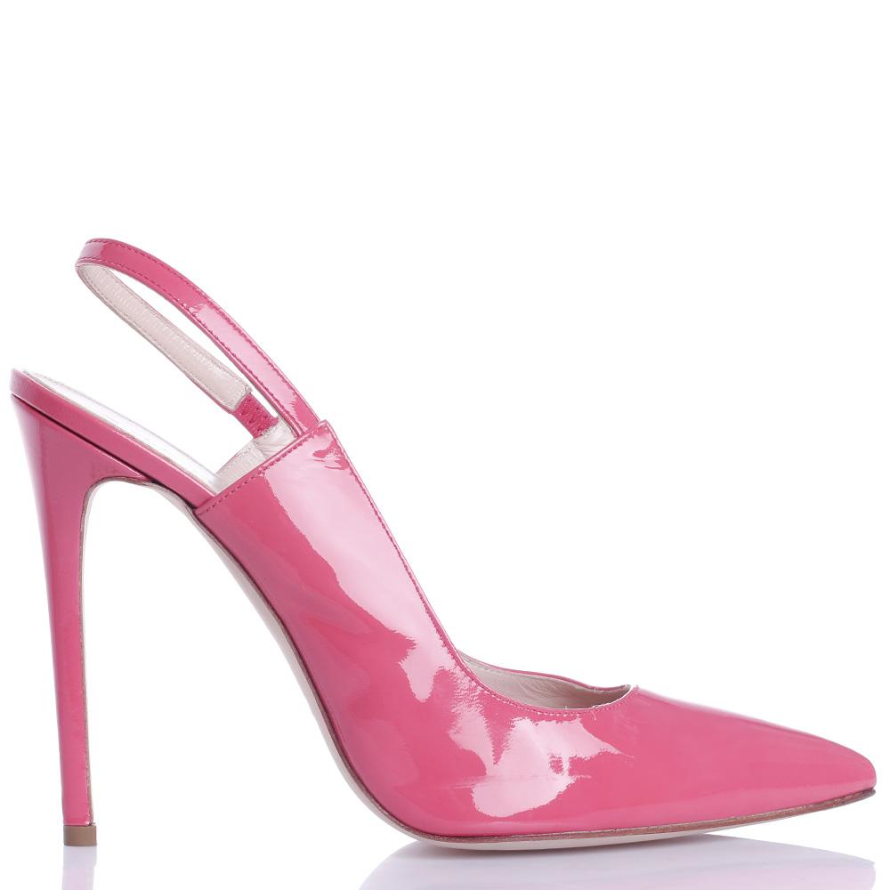 Лаковые туфли Chantal с острым носком