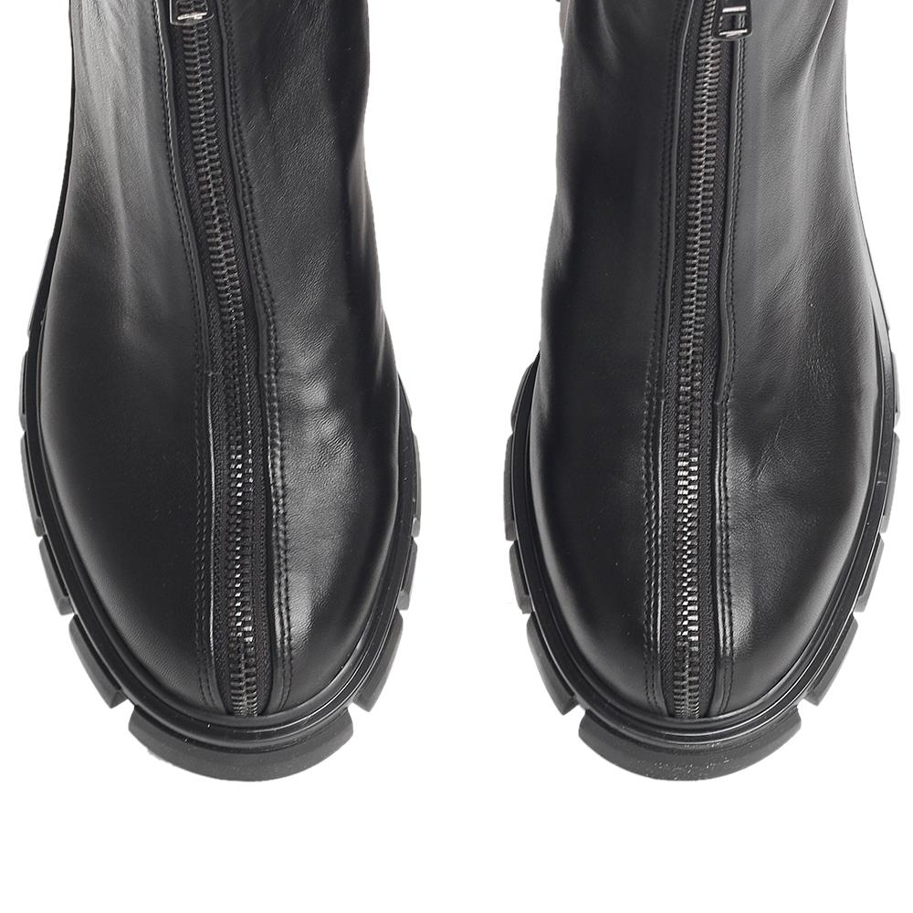 Черные ботинки Fru.It Now на молнии