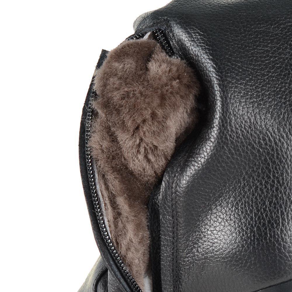 Ботинки-трансформеры Giorgio Fabiani из натуральной кожи и замши