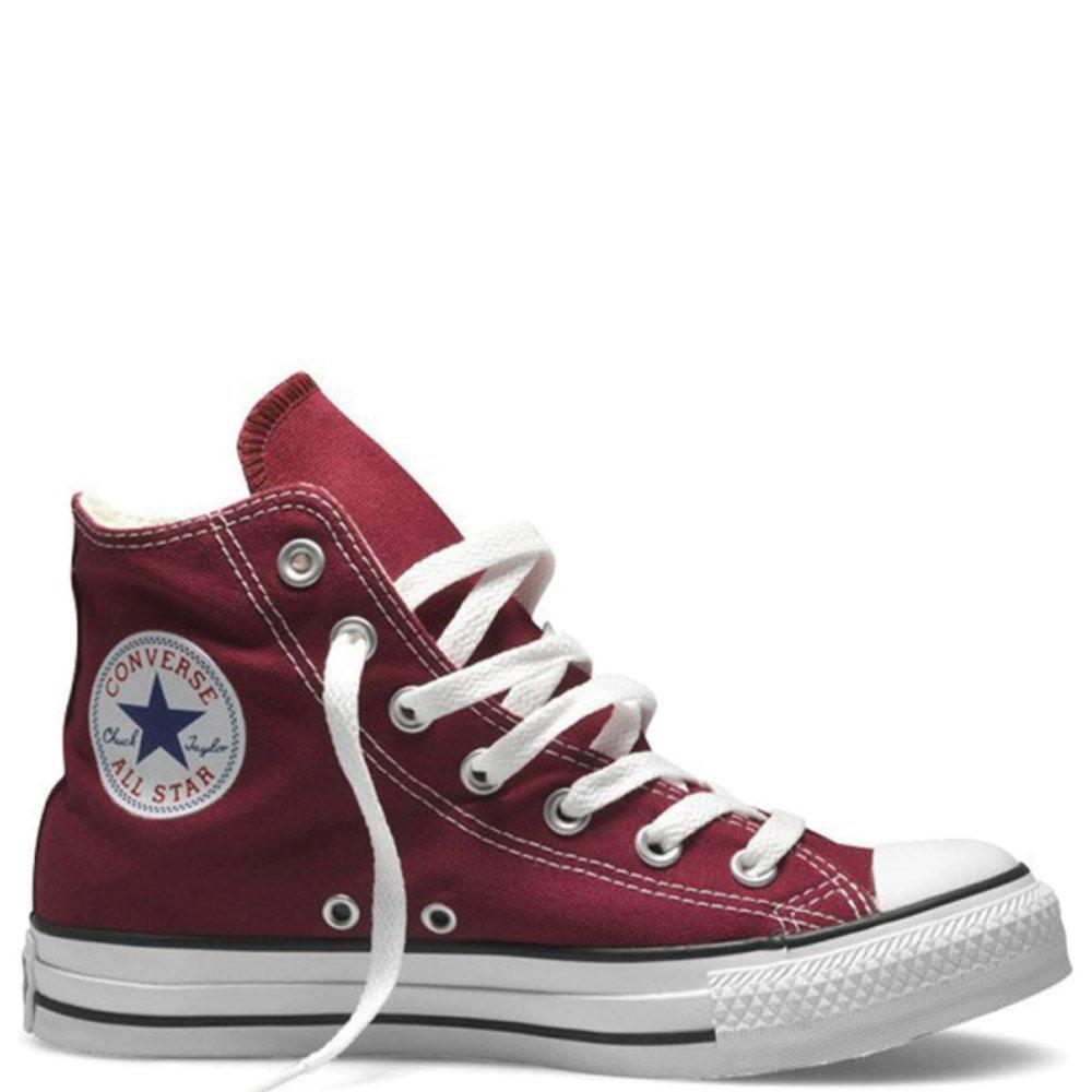Кеды Converse All Star Hi Maroon