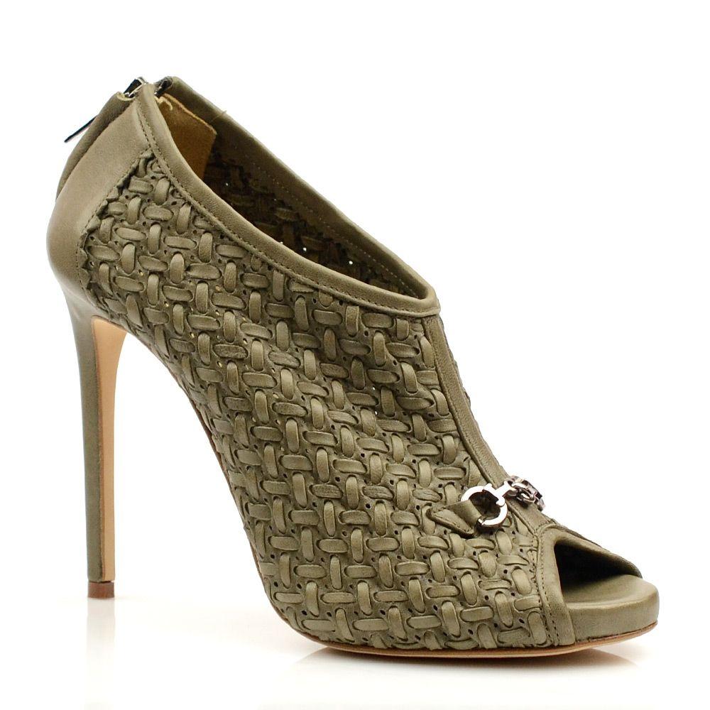 Женские туфли John Richmond серые