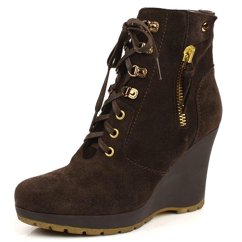 Зимние ботинки на меху Norma J Baker