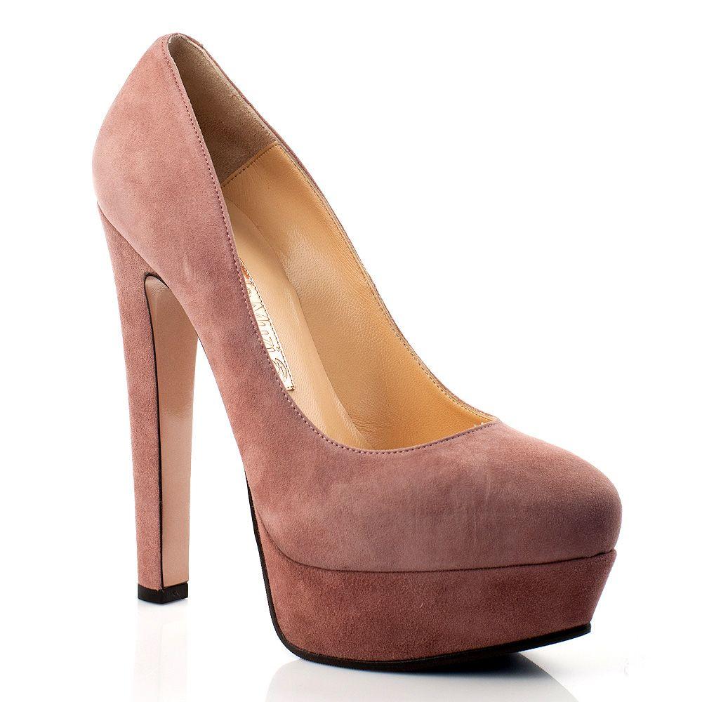 Замшевые туфли Nando Muzi Clubbing