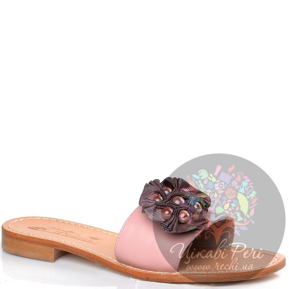 Сланцы Moda Positano Clara палево-розовые