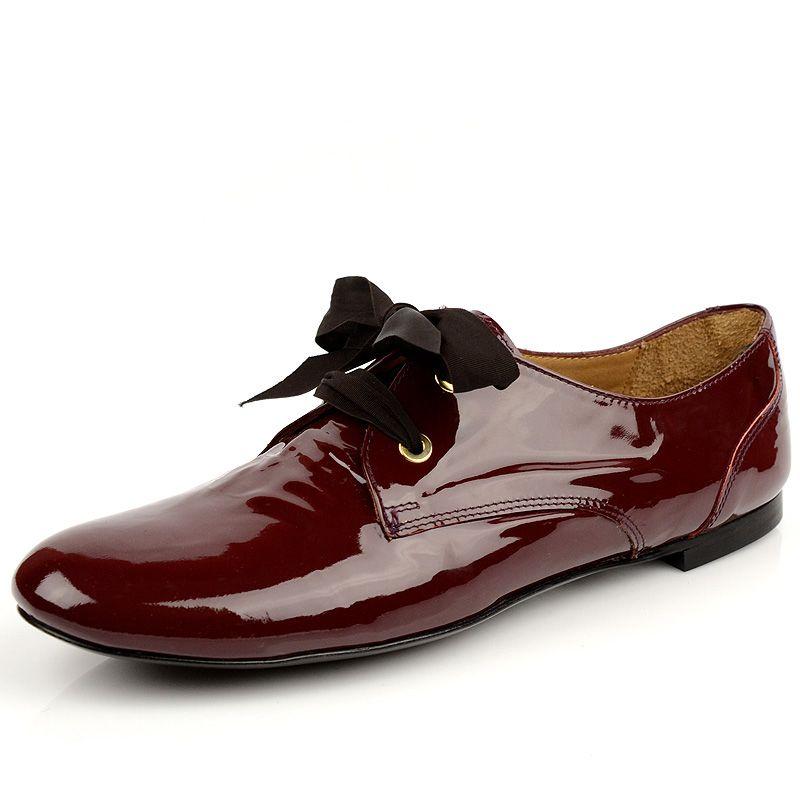 Лакированые женские туфли Studio Pollini