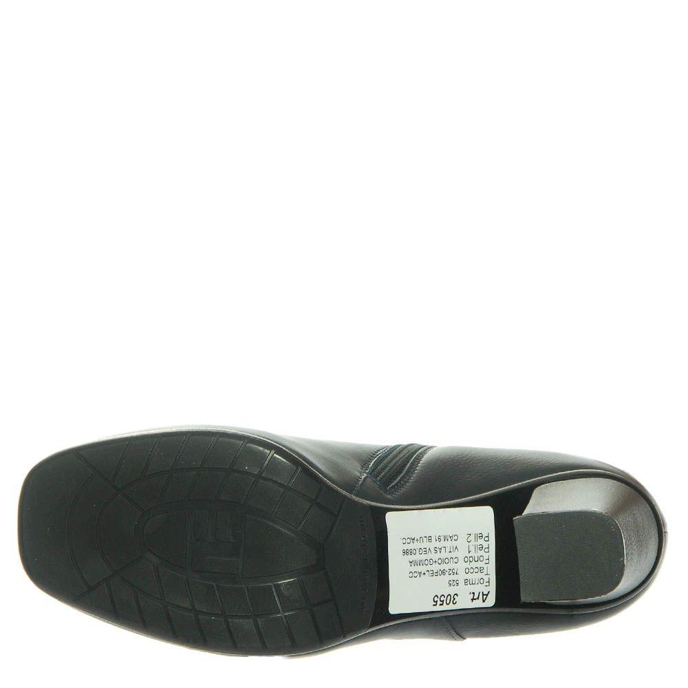 Ботинки Marino Fabiani из натуральной кожи темно-синие