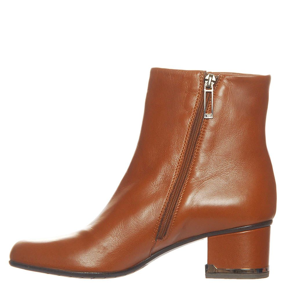 Ботинки Marino Fabiani из натуральной кожи горчичного цвета