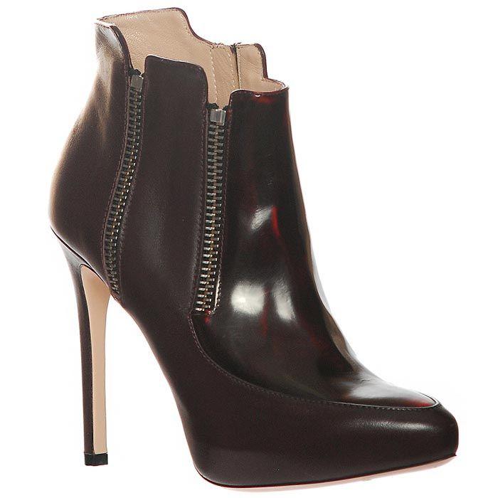 Демисезонные ботинки Giorgio Fabiani коричневого цвета
