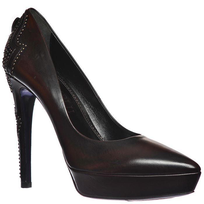 Туфли Loriblu из натуральной кожи