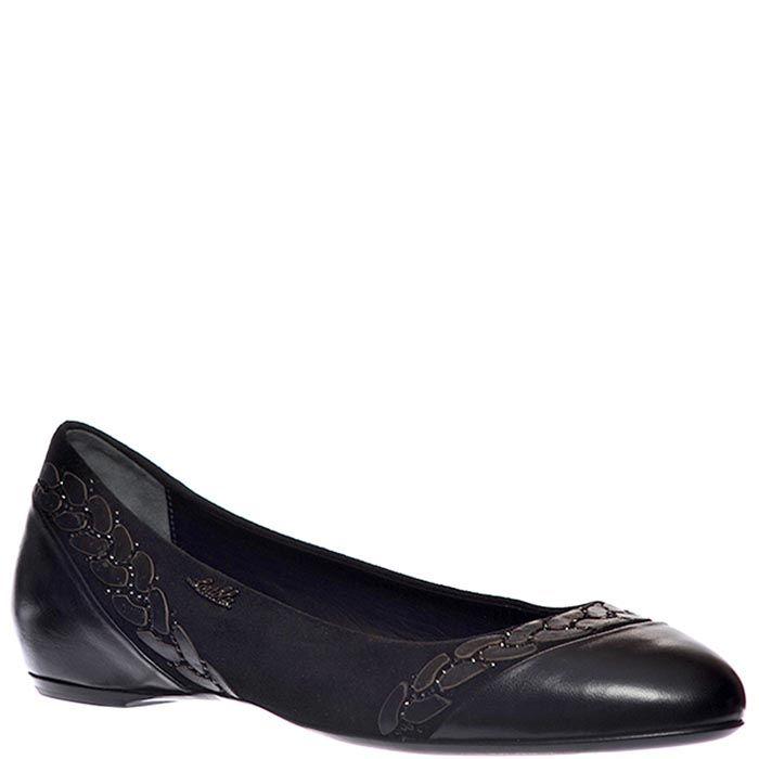 Туфли Loriblu из натуральной кожи и замши
