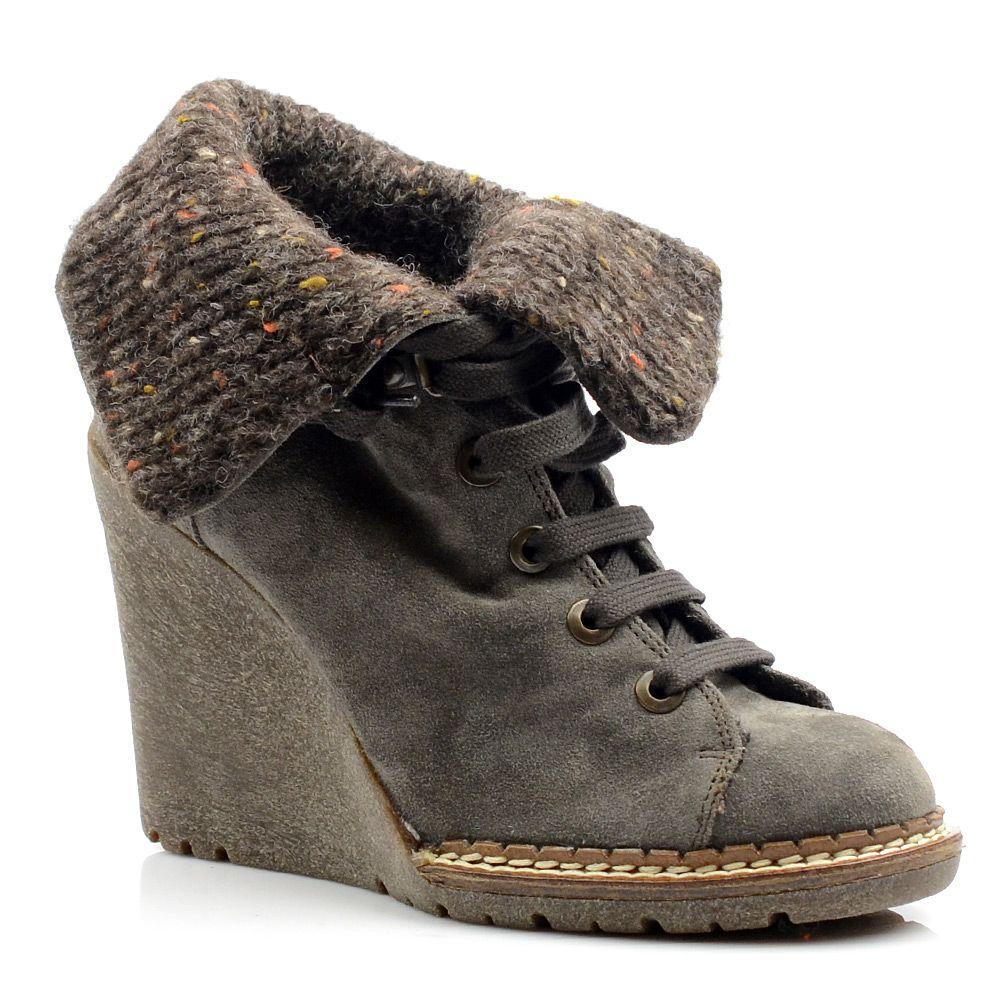 Женские зимние ботинки Tosca Blu