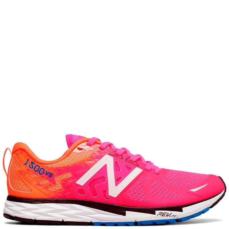 Яркие беговые кроссовки New Balance 1500