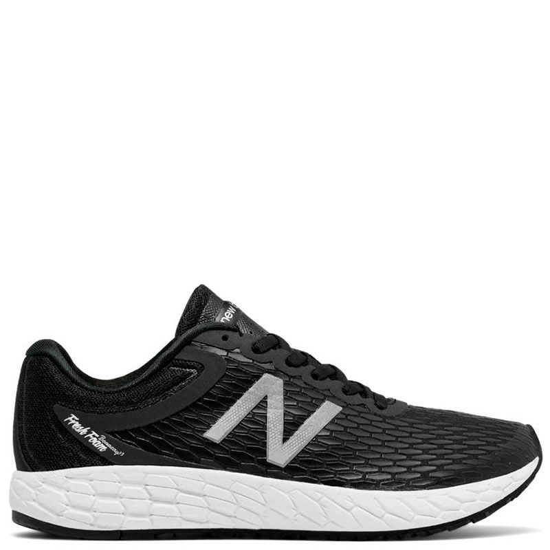 Черные беговые кроссовки New Balance Bora Performance Running Fresh Foam