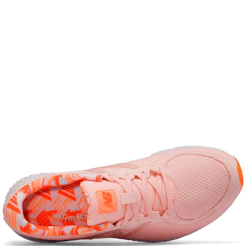 Текстильные кроссовки New Balance Zante v2 Lifestyle розового цвета