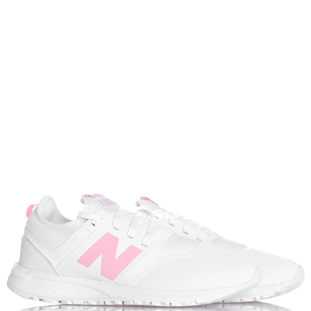 Кроссовки New Balance 247v1 белого цвета