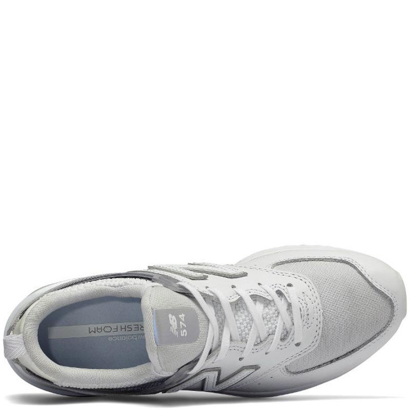 1864d1e20671 ☆ Женские кроссовки New Balance 574 белого цвета WS574RA купить в ...