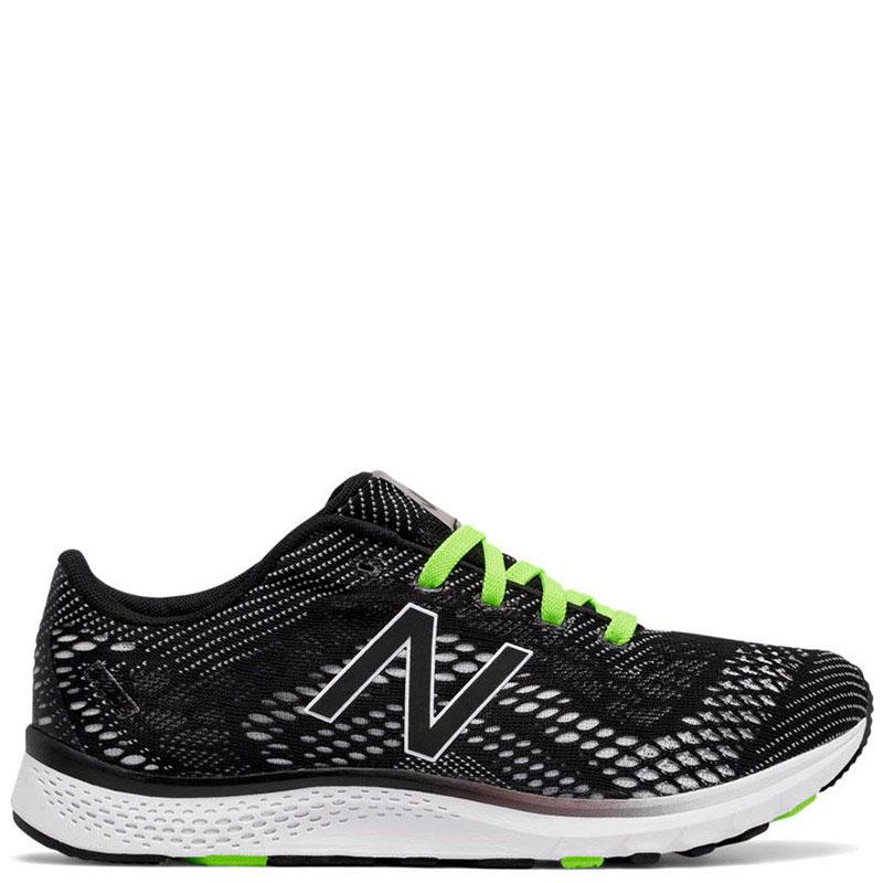 Текстильные кроссовки New Balance Agl Training черные с белым