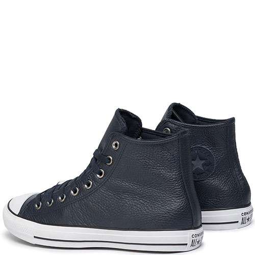 Женские кеды Converse Chuck Taylor All Star Mono Leather Hi, фото