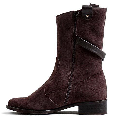 Ботинки женские Modus Vivendi коричневого цвета, фото