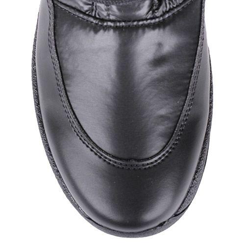 Полусапоги-дутики Bressan черного цвета, фото